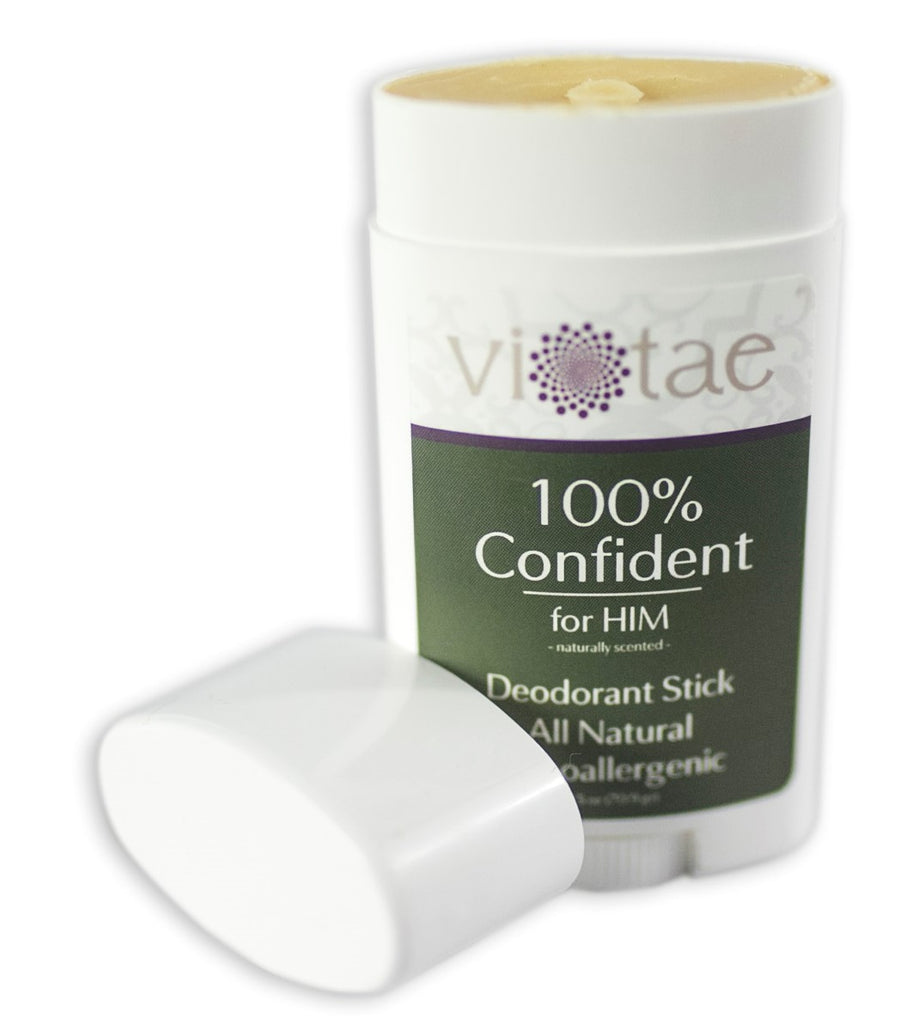 100% Confident Deodorant Stick (For Him)