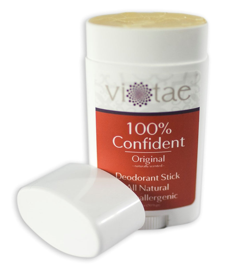 100% Confident Deodorant Stick Original Patchouli