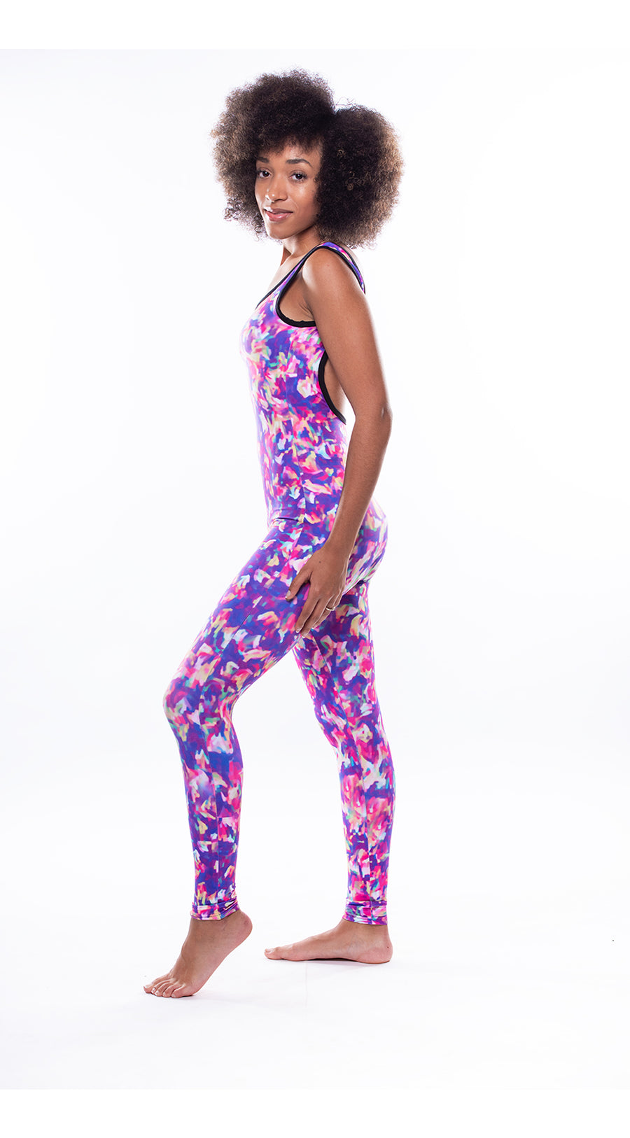 Booma Bodysuit - Living Color