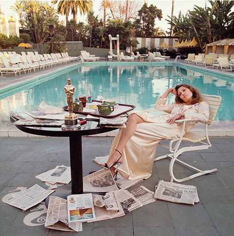 Faye Dunaway - Signed Ltd Edition Terry O'Neill Photograph (POA)