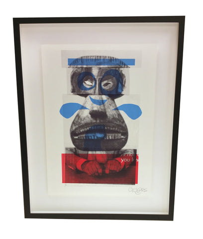 'Cyclops Industries 001' by Cyclops Signed Limited Edition