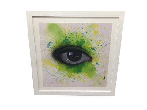 Green by My Dog Sighs - Signed Limited Edition