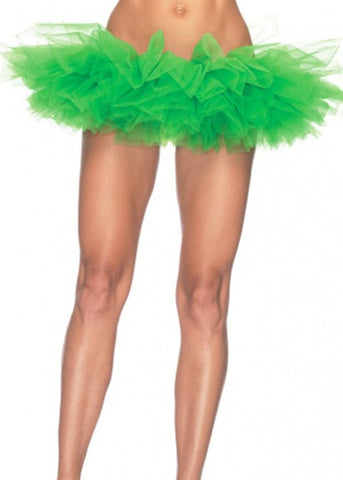 Organza Tutu - Kelly Green
