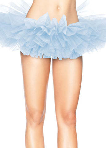 Organza Tutu - Light Blue