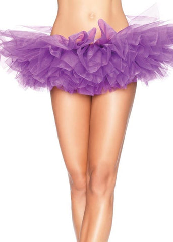 Organza Tutu - Purple