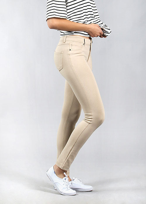 The ODB Jegging - Beige