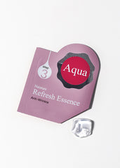 Aqua 3-Step Brightening Mask Sheet