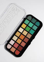 Kleancolor Eyeshadow Palette - Brights