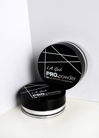 L.A. Girl - HD Translucent Powder