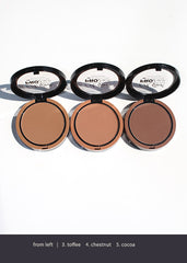 L.A. Girl HD Pro Face Pressed Powder - Dark Tones