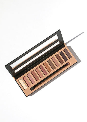L.A. Girl Beauty Brick Eyeshadow - Nudes