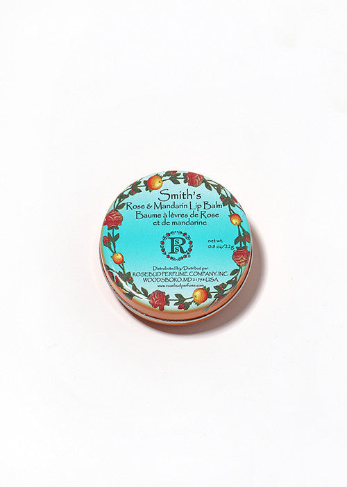 Smith's Rose & Mandarin Lip Balm