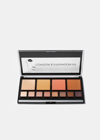 Celavi Contour and Eyeshadow Kit