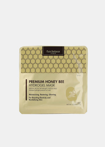 Honey Bee Hydrogel Mask