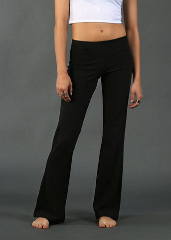The Lounge Pant - Black