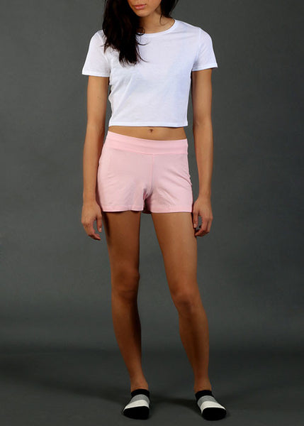The Lounge Short - Pink