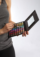 The Beauty Treats 88 Eyeshadow Palette - Cool Colors