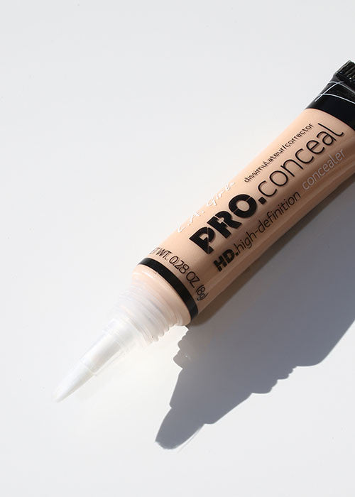 L.A Girl HD Pro Concealer - Light Tones