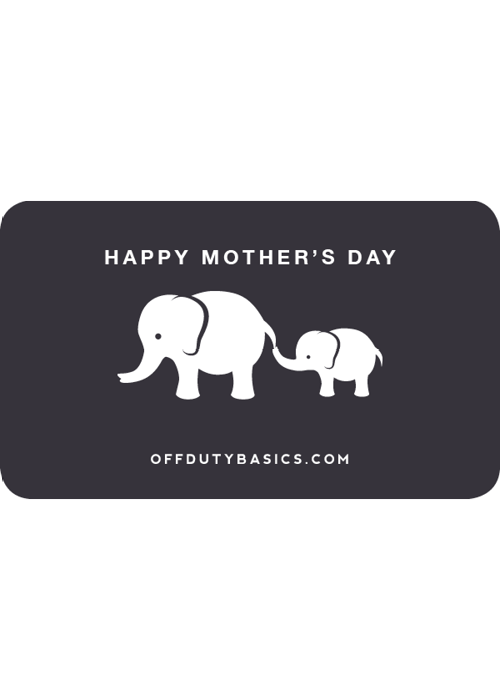 Mom's Day Gift Card