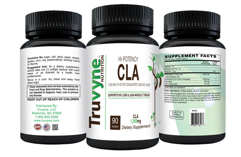 High Potency CLA