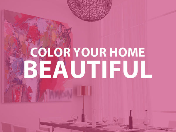 Color Your Home Beautiful