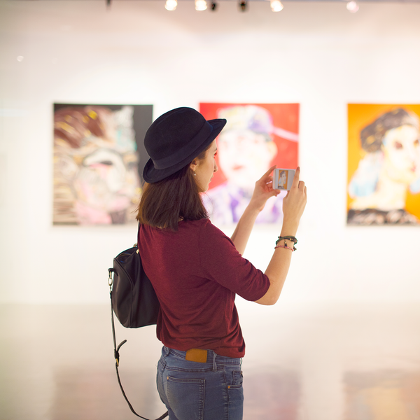 How to Get Your Work into an Art Gallery