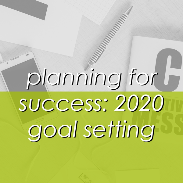 How To Set SmART Goals for 2020