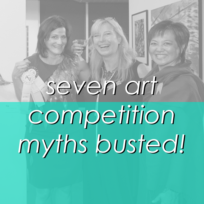 art competition myths