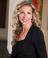 Litsa Spanos, President and Owner, Art Design Consultants