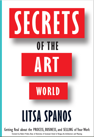 Secrets of the Art World by Litsa Spanos