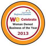 Cincinnati Regional Chamber - WE Celebrate: Woman Owned Business of the Year Winner 2013