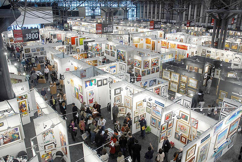 ArtExpo New York | Art Design Consultants ADC