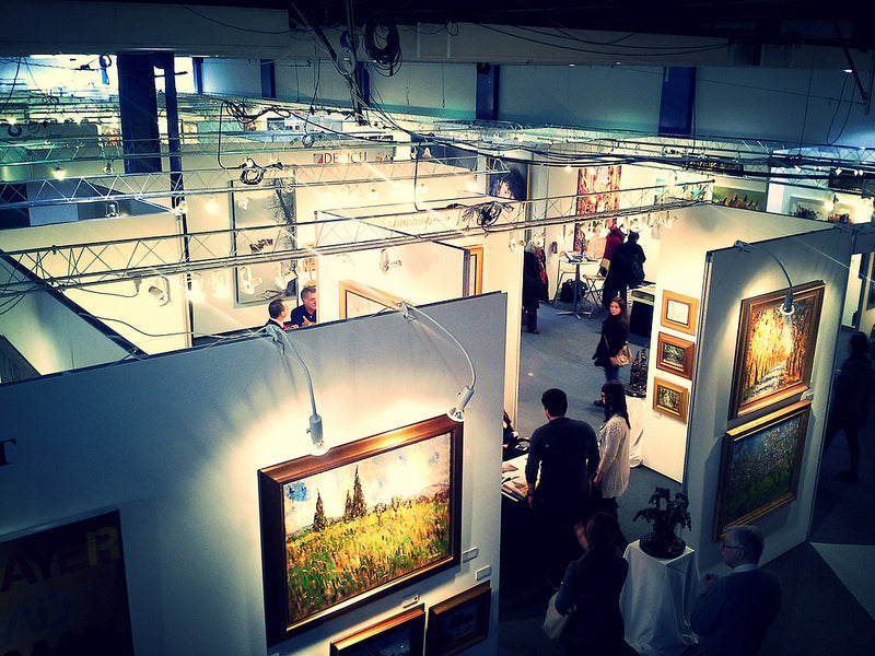 Artexpo New York Solo Booth Award for Art Comes Alive Call to Artists