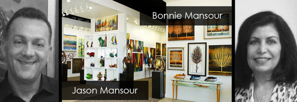 Jason and Bonnie Mansour Art LeadersGallery