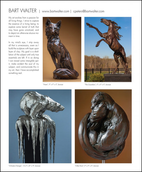 Bart Walter, Sculptor | Blink Art Resource