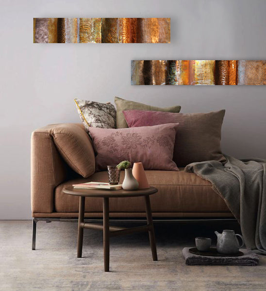 Eco-Friendly Copper works by Ken Rasuch I Art Design Consultants