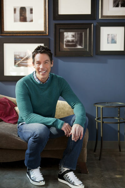 David Bromstad, HGTV Design Star, ColorSplash, Design Star All-Stars | Blink Art Resource