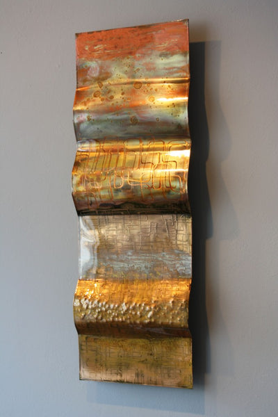 Ken Rausch copper artwork | Art Design Consultants