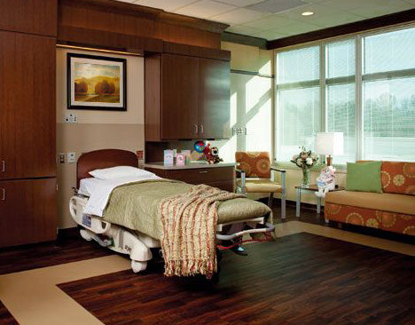 Healthcare and patient room art I Artwork by Kevin Poole I Art Design Consultants