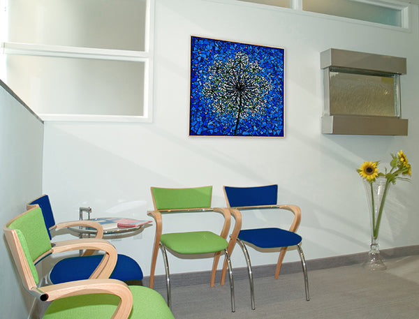 Healthcare Art I Suzanne Fisher I Art Design Consultants