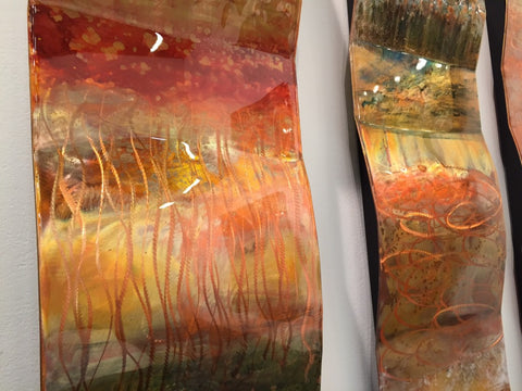 Copperworks by Ken Rausch | Art Design Consultants at Artexpo New York 2015