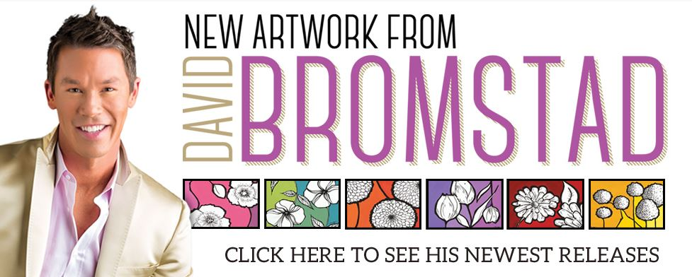 David Bromstad | Penny Lane New Artwork | Blink Art Resource