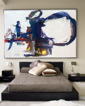 Oversized by Robbie Kemper I Art Design Consultants