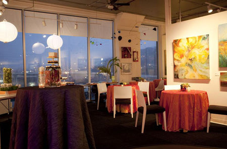 Reception Venue, Wedding, Cincinnati, ADC Inc, Art Design Consultants, Art Gallery, Fine Art