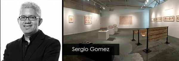 Sergio Gomez, Zhou B Art Center