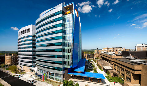 Cincinnati Children's Hospital Medical Center Clinical Sciences Pavilion