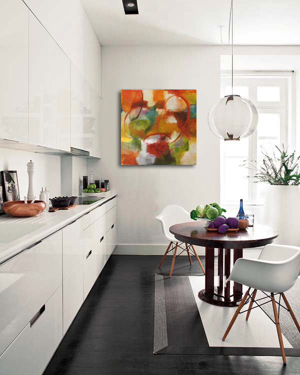 concentric r&o in kitchen
