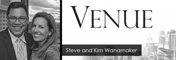 Steve and Kim Wannamaker, Venue
