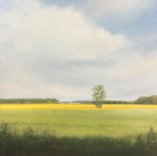 Angela Campell, artist, New Harmony Spring, ADC Fine Art, Painting, original art
