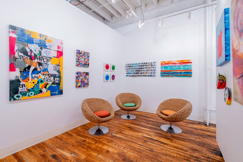 ADC Fine Art Gallery, Coworking